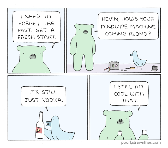 Poorly Drawn Lines — Fresh Start